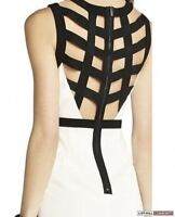 Bcbg sheath MOLLIE cutout dress