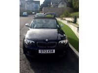 BMW 118d Exclusive Edition Convertible, July 2013, 20000miles, MOT until July 2017, FSH.