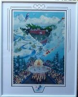 MELANIE TAYLOR KENT Serigraph *Price Reduced*