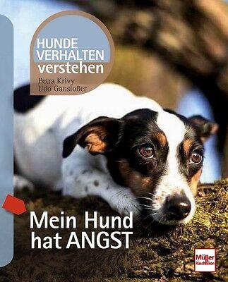 Mein Hund hat Angst Hundeverhalten verstehen Ratgeber Tipps Training Buch