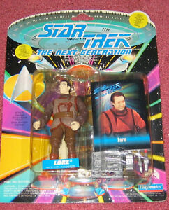 Lore figure NEW in package - Star Trek: The Next Generation