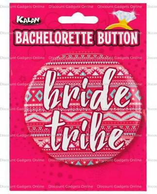 Bachelorette Button Bride Tribe Party Costume Lingerie Novelty Clothing Fun - Bachelorette Costume