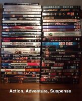 118 Dvds + 1 Blu-Ray (+7 boxed sets)