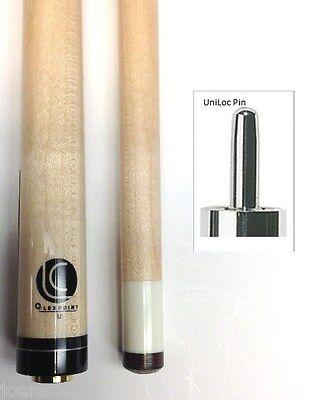 Uni Loc Silver Ring - NEW Lucasi Custom Shaft - LZXS-USR Uni-Loc Silver Ring Collar - 13mm- ZeroFlex