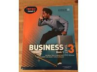 BTEC Level 3 Business Book