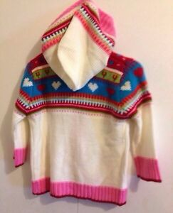 BRAND NEW KNIT HEARTS SWEATER Cornwall Ontario image 3