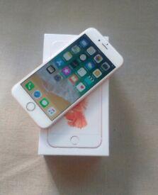 iPhone 6s Rose gold 32gb