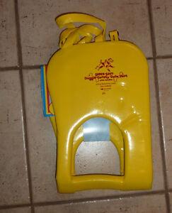 """NEW Dog safety swim vest XXL (waist 27 - 31"""") Kitchener / Waterloo Kitchener Area image 1"""