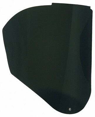Uvex Polycarbonate Welding Face Shield Window 0.06 Inch Thick Shade 5 Compa...