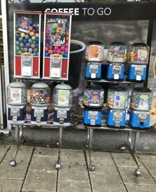 ** FREE ** Vending machines available, for any local business or organisation.