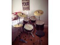 Stunning Yamaha drum kit for sale