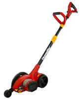 New HOMELITE  12 Amp 2-In-1 Electric Lawn Edger/Trencher Landsca