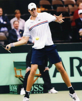 John Isner UNSIGNED photograph - N313 - American tennis player - NEW IMAGE