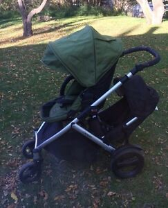 Britax B ready with second seat