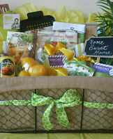 Custom Gift Baskets Designed by Ribbons Custom Gifts & Events