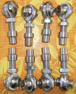 "4 - CHROMOLY HEIM JOINTS ( ROD ENDS ) 5/8"" SHANK X 5/8"" BORE Belleville Belleville Area image 2"