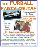 GDHS FURBALL PARTY CRUISE
