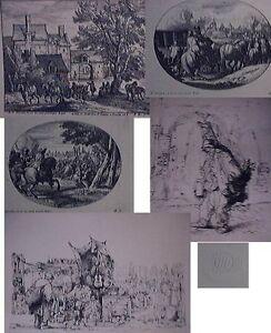 Chalcographie du Louvre 5$/chacune