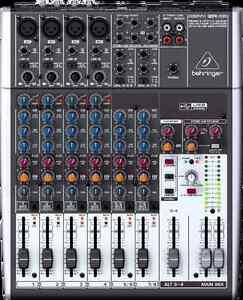 Behringer X1204 Mixer (NEUF) ( 3 ans de garantie)