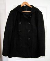 Manteau neuf pour pas cher ! Manteau en laine – Large
