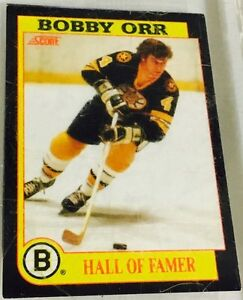 BOBBY ORR HOCKEY CARD