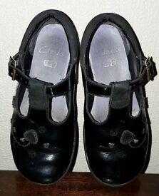 Clarks Girls Shoes Infant 7.5 F