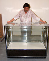 DISPLAY CASE (Show Case) GLASS & MIRROR