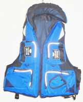 Sunshine Waterproof Nylon Life Jacket