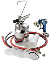 DEVILBISS  803736   FLG4 HVLP Pressure Feed Spray Gun Kit