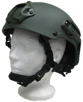 New - TACTICAL HELMETS WITH NIGHT VISION MOUNTING BRACKET !!