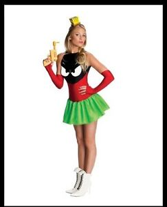 COSTUME RUBIES MARVIN THE MARTIAN XS
