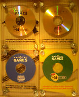 Radical Entertainment Gaming Games Presentation AWARDS x 4 RARE