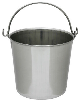 Lindys Stainless-steel Pail 6 Qt
