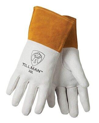 Tillman 30 Top Grain Pigskin Tig Welding Gloves Small 30s