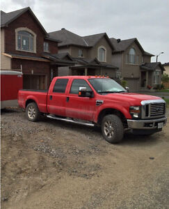 2008 Ford F-250 6.4 Diesel With Mods!