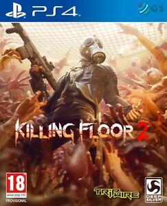 Killing-Floor-2-PS4-NEW-SEALED-PAL