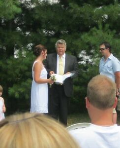 WEDDING OFFICIANT IN THE K-W CAMBRIDGE GUELPH STRATFORD AREA Kitchener / Waterloo Kitchener Area image 1