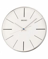 Seiko Silver Wall Clock QXA634A-NEW