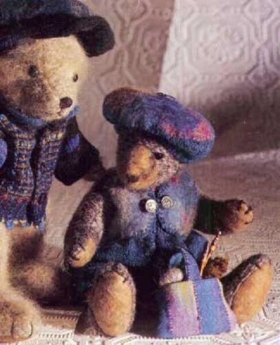 Spin-off magazine spring 1995: mini bulgarian socks, bear and clothes, distaffs