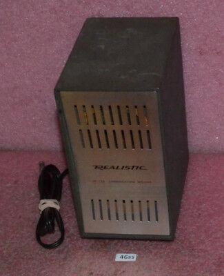 Radio Shack Realistic SP-150 Ham Radio Speaker Cat. 20-1500. Radio Shack Ham Radio