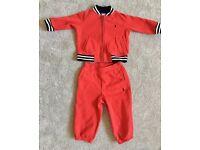 Toddler Ralph Lauren tracksuit