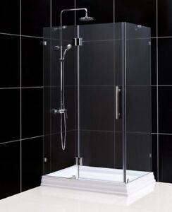 Amazing Deals on Top Quality Vanities, Shower Doors& Enclosures