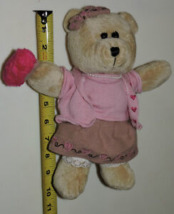 STARBUCKS Coffee Plush 59th Edition BEARISTA Valentines BEAR London Ontario image 2
