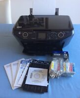 Epson Stylus Photo RX595 All-in-One Printer with Print CD / DVD