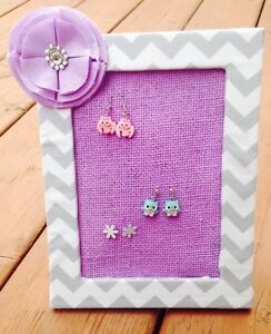 Girls earring holders/organizer London Ontario image 2