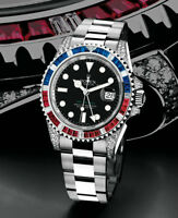 ROLEX GMT or SUBMARINER MODELS IN DEMAND!!