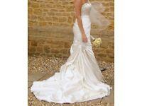 Mori Lee Wedding dress - size 12