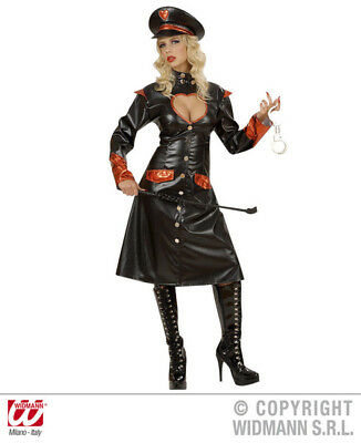 Punisher Outfit (M Mens THE PUNISHER Costume for Sadomasochist Dominatrix S&M Fancy Dress Outfit)