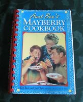 Mayberry Cook Book (244 pg's with Recipes and Photos of Show)