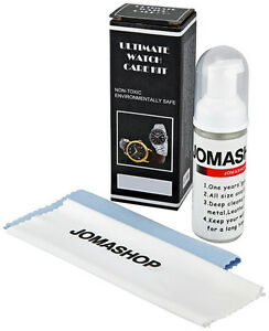 Watch-Cleaning-Kit-Lint-Free-Microfiber-Cloth-Polishing-Cloth-Cleaning-Foam